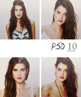 PSD 10. by plaisirenenfer
