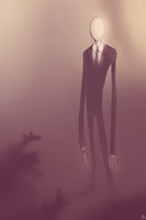 Dat Slenderman by DemonicSerpent101