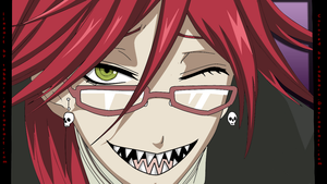 Grell -colored- by Sabbaru