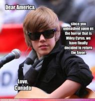 Justin Beiber As We Know... by Cleafesphere
