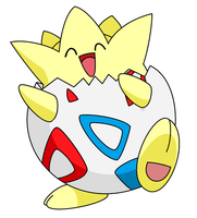Togepi by ReaperKitty-410