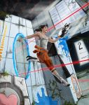 Chell by LukeDenby