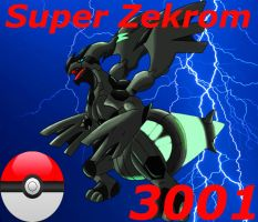 Zekrom Picture ! by PokeWaffle