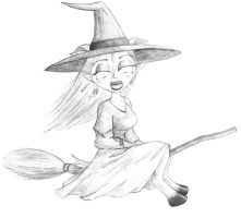 Hallow's End Soviette Pencil by Action-Hank