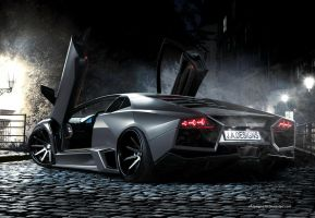 2012 Lamborghini Reventon Render by JAdesigns75