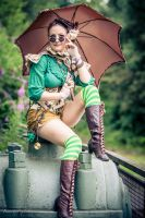~ Colourful Steampunk ~ by AyraLeona