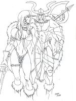 Barbarian by Magical-Dreamers