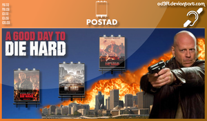 PostAd - 2013 - Die Hard 5 A Good Day To Die Hard by od3f1