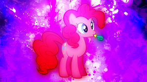 Pinkie Pie: New Age Splatter Wallpaper(Txtless) V2 by EnemyD