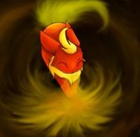 flareon uses flamethrower by the-doodle-queen