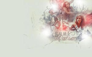 Emma Watson Wallpaper by only-thi