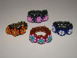3 flowers rings 2 by jasmin7