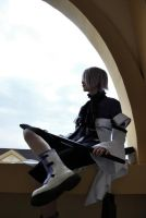 COSPLAY     Xerxes Break by SongD