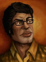 Jemaine by Schatz-pwns