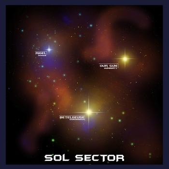 Fictional - The Sol Sector by kingdeviantart6530