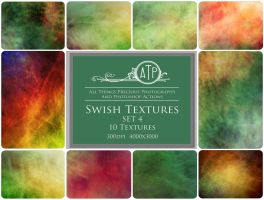 Swish Textures SET 4 by AllThingsPrecious