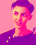 Ruby Rose by annogueras