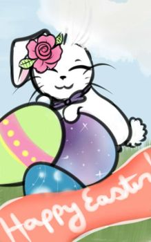HAPPY EASTER!! by sqrtdig