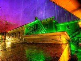 The Colors of a Storm by IraMustyPhotography