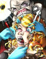 Dental Peril: Toothfaeries by TheLadyJ