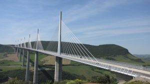 Bridge Millau by ibeliveicanfly