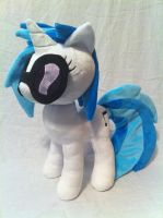 Vinyl Scratch DJPon3 by PlanetPlush
