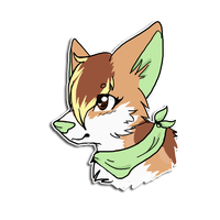 Spazzy [5pt Headshot] by PurryProductions-Inc