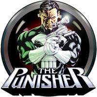 The Punisher v2 by POOTERMAN