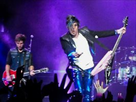 Marianas Trench Live by cutiepie19932