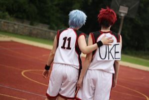 Kagami x Kuroko - Everyone should know the true by MiwaChi
