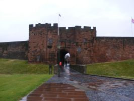 Carlisle Castle 01 by Axy-stock