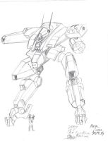 METAL GEAR SEPTUS by TheRepublicanMartian