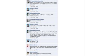 Orochimaru's Facebook part3on3 by The-Monkey-is-red