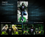 Dancer Tag Wall by Tortuegfx