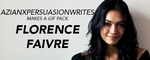 AzianxPersuasionWrites Florence Faivre Gif Pack by AzianxPersuasion