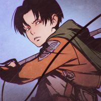Levi by KR0NPR1NZ