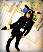 Umbreon Cosplay by Oniakako