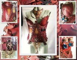 Anna's Corset - Final by deadlanceSteamworks