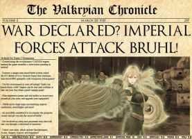 Valkyria Chronicles GD2 by The-Justified-Poet