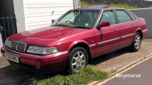 1996 Rover 800 by The-Transport-Guild