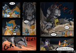 Riolu is Born - Page 21-22 by TamarinFrog