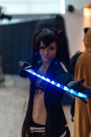 Black Rock Shooter 2 by enjoithis