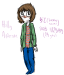 holly by Monteil4