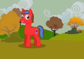 I've Been Ponified by werewolf-dragon