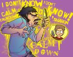 CALM DOWN by real-faker