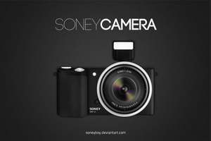 Soney Camera Icon by soneyboy
