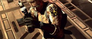 MILITARY Wesker 1 by VIOLET-2010