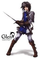 Glen by yuikami-da