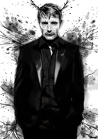 Hannibal by p1xer