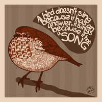 Hit that Tune, mr Robin. by Landale
